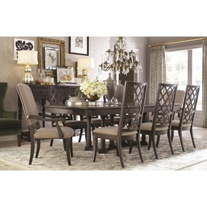 Bassett Emporium Table and Chair Set