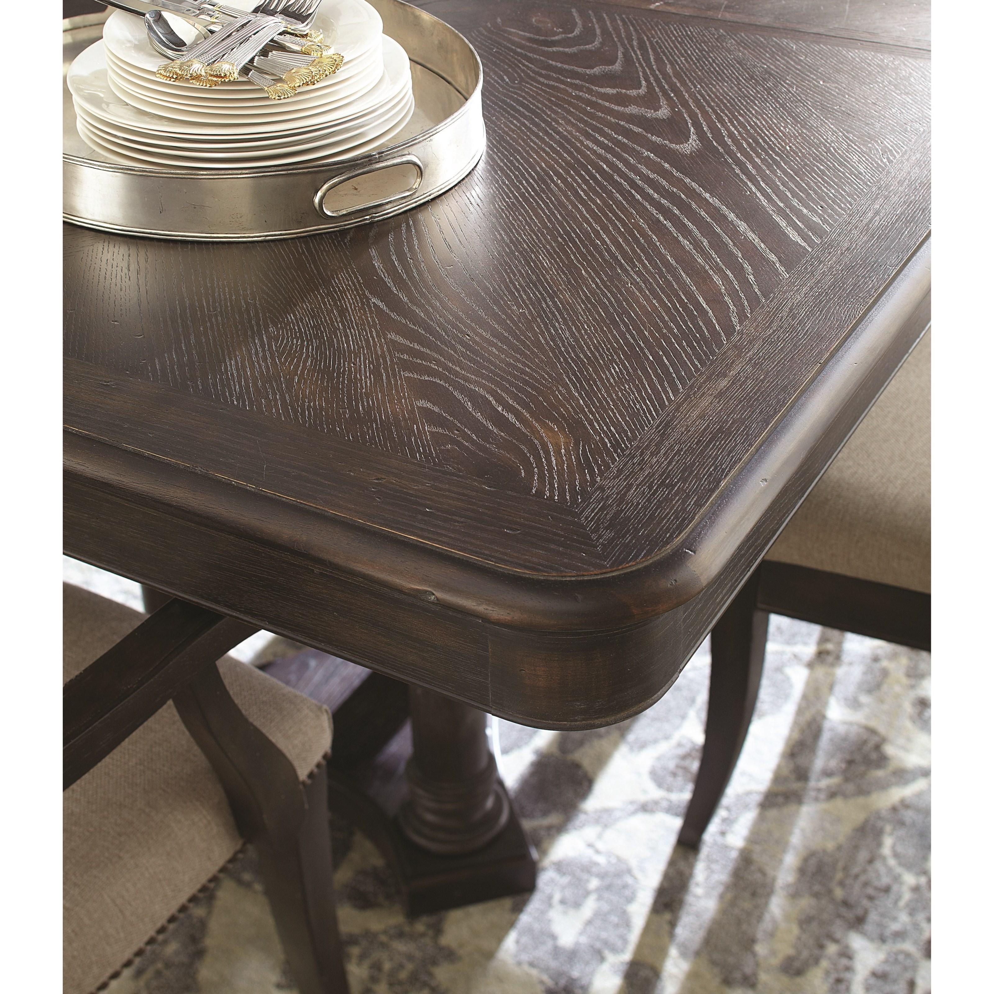 Bassett Emporium Rectangular Dining Table seats up to 10  : products2Fbassett2Fcolor2Femporium20by20bassett4513 tb462B4676 b9 from www.johnvschultz.com size 3200 x 3200 jpeg 1994kB
