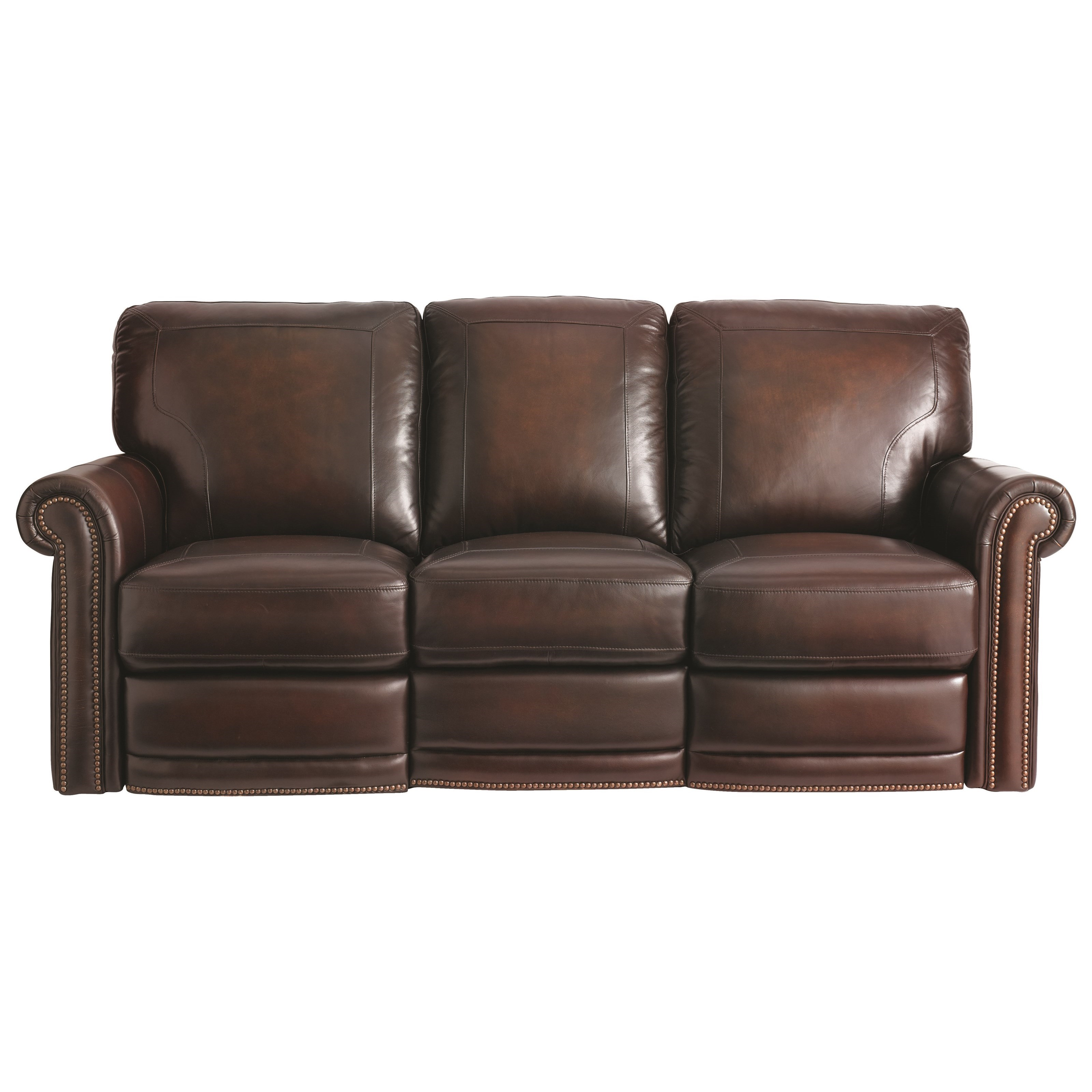 Bassett Hamilton 3958 Power Reclining Sofa - Item Number 3958-P62MS  sc 1 st  Great American Home Store : american leather recliners - islam-shia.org