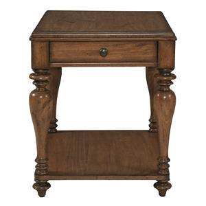 Bassett Heartland Pine Side Table