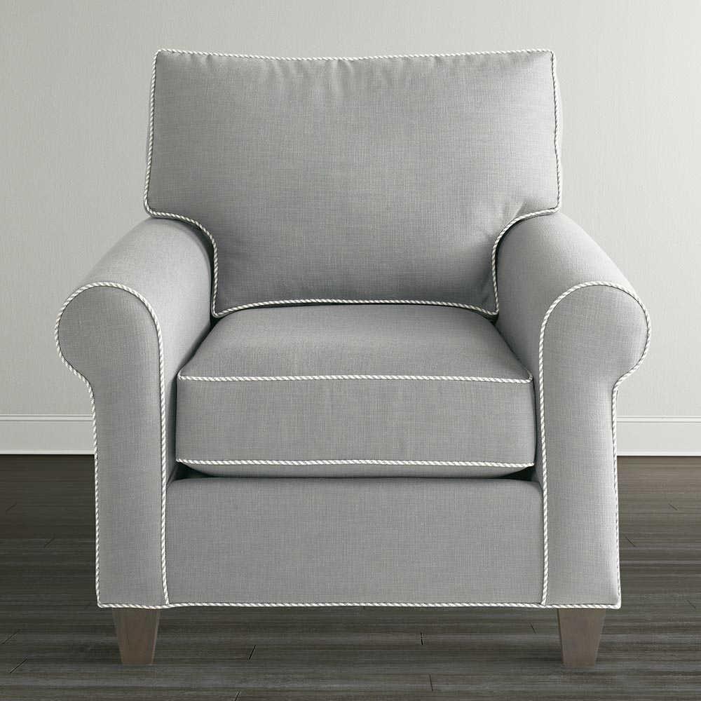 Bassett Design: Bassett HGTV Home Design Studio 4000-12 Customizable Chair