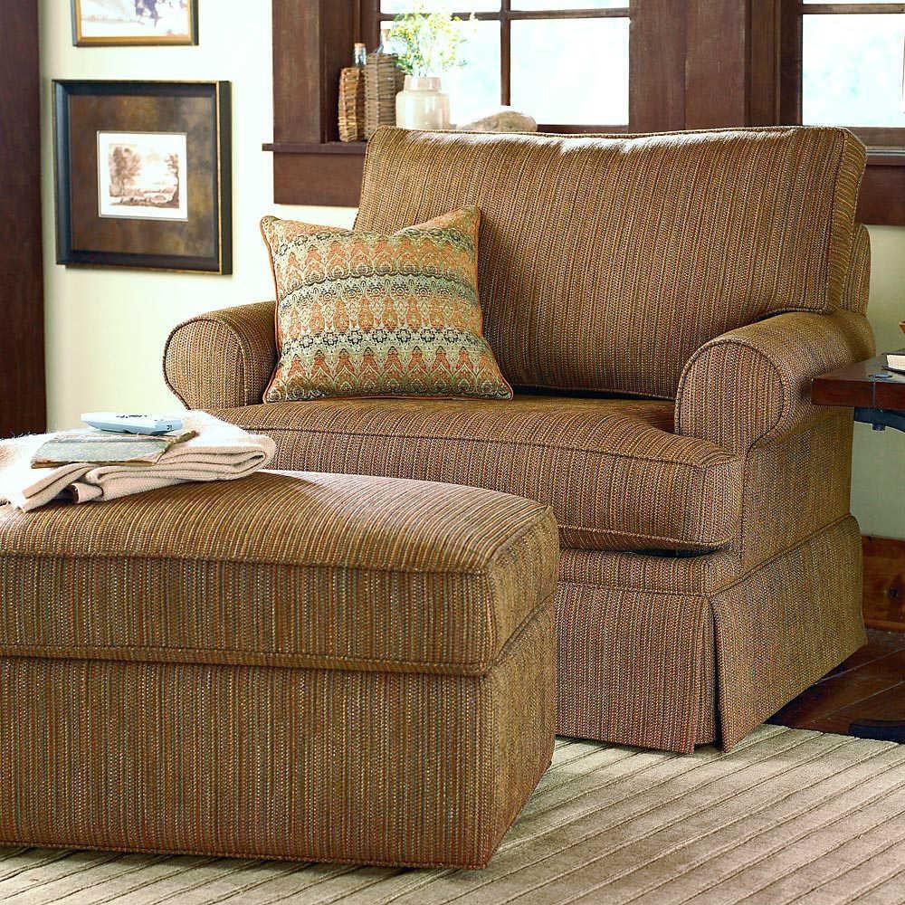 Bassett HGTV Home Design Studio 4000-18 Customizable Chair