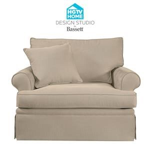 Customizable Chair & a Half
