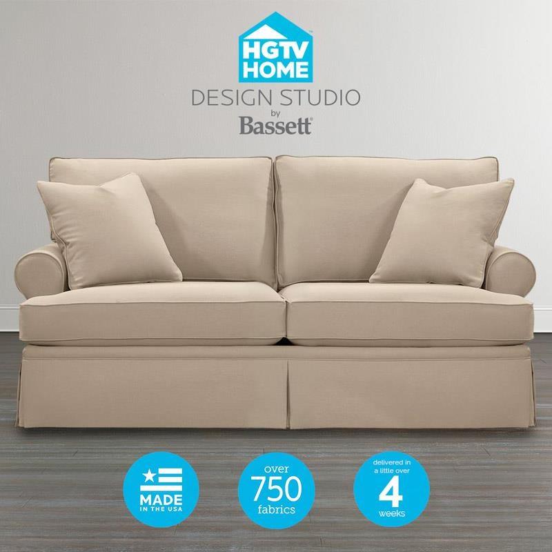 Bassett Design: Bassett HGTV Home Design Studio 4000-52 Customizable