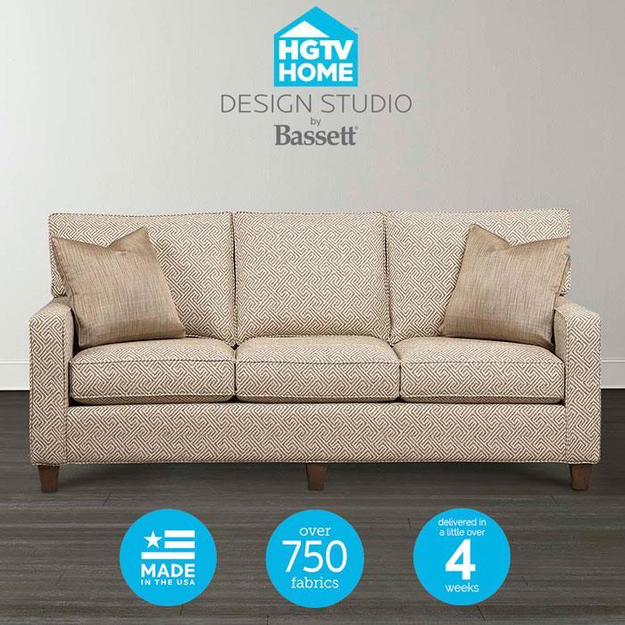 Bassett Design: Bassett HGTV Home Design Studio 4000 Customizable Medium