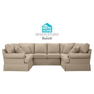 Bassett Hgtv Home Design Studio 4000 Ccsectts Customizable