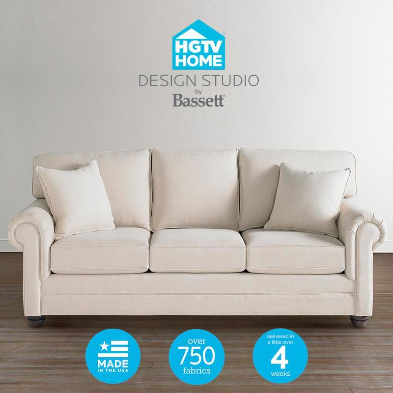 Bassett Design: Bassett HGTV Home Design Studio 7000 Customizable Large