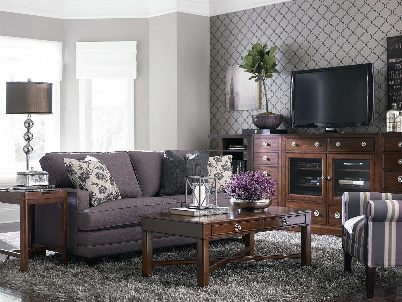 Bassett hgtv home design studio 8000 customizable small - Small couch for studio ...