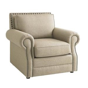Bassett Hubbard Upholstered Chair