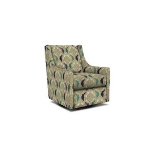 Bassett Hubbard Swivel Glider Chair