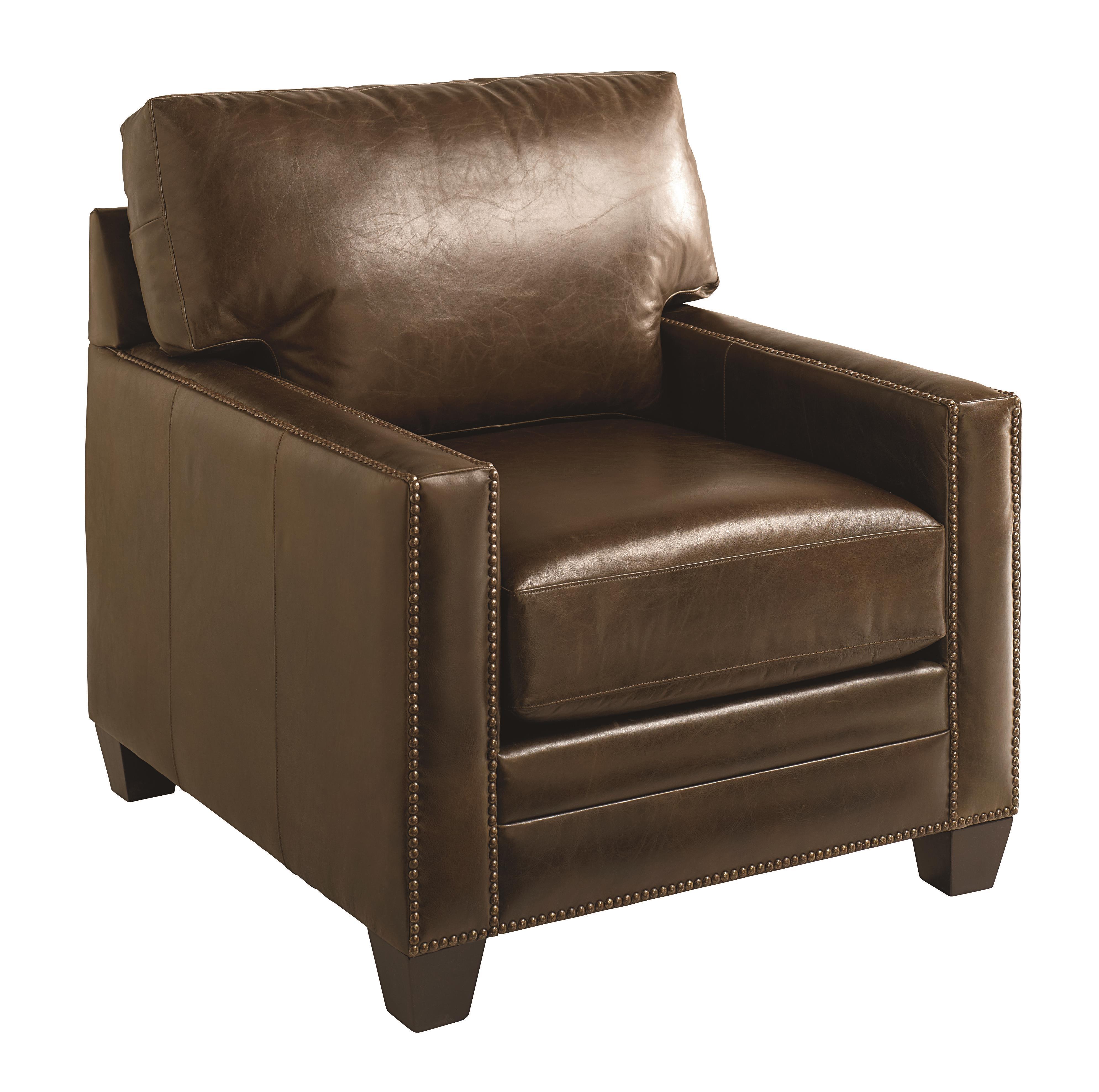 Bassett Furniture Bassett Va: Bassett Ladson Classic Styled Den Chair