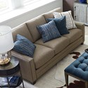 "Bassett Ladson  80"" Sofa - Item Number: 3105-72L-1454-2"