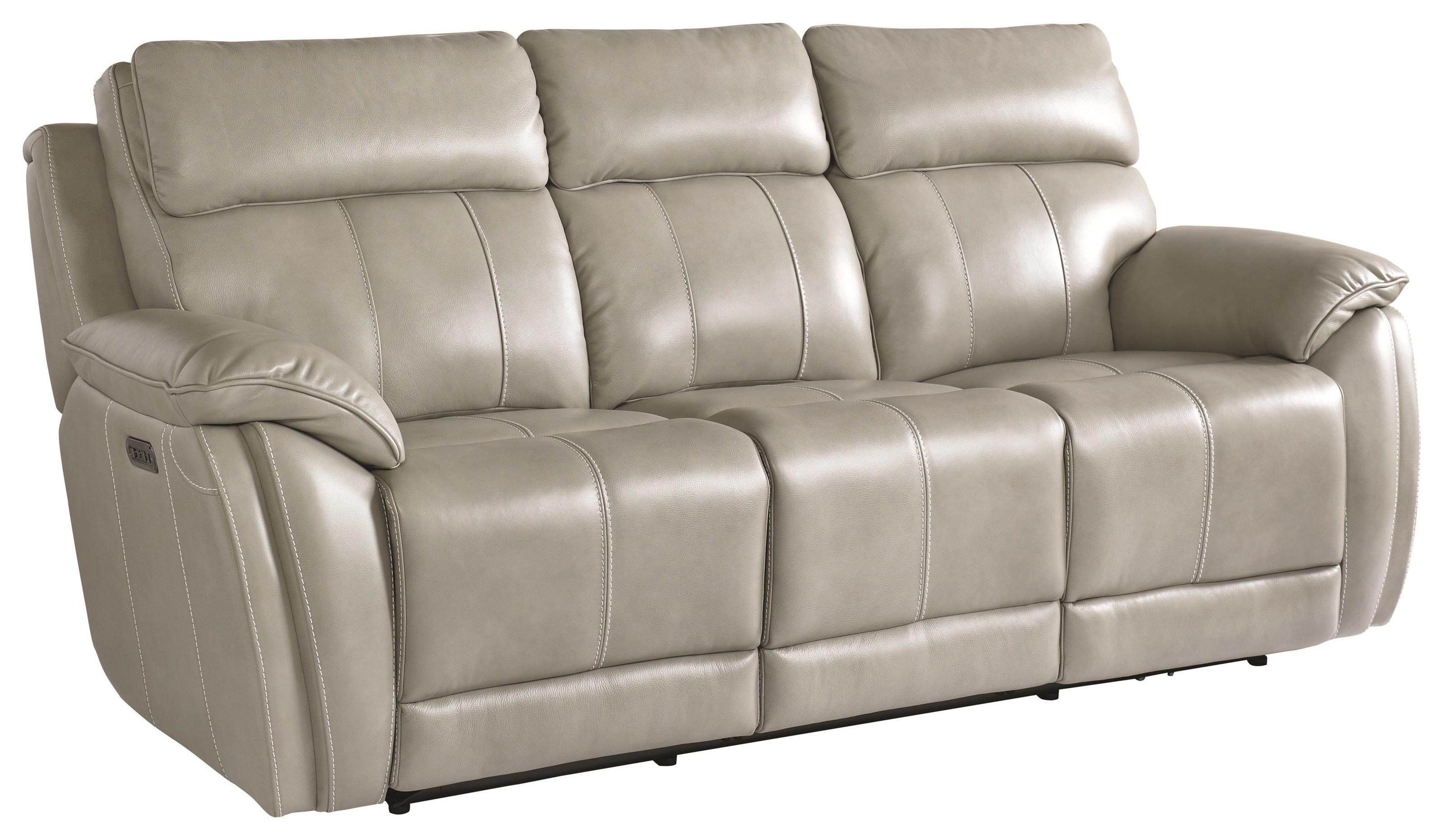 Levitate Power Sofa by Bassett at Johnny Janosik