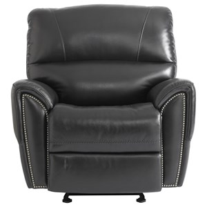 Bassett Manchester Glider Recliner with Power