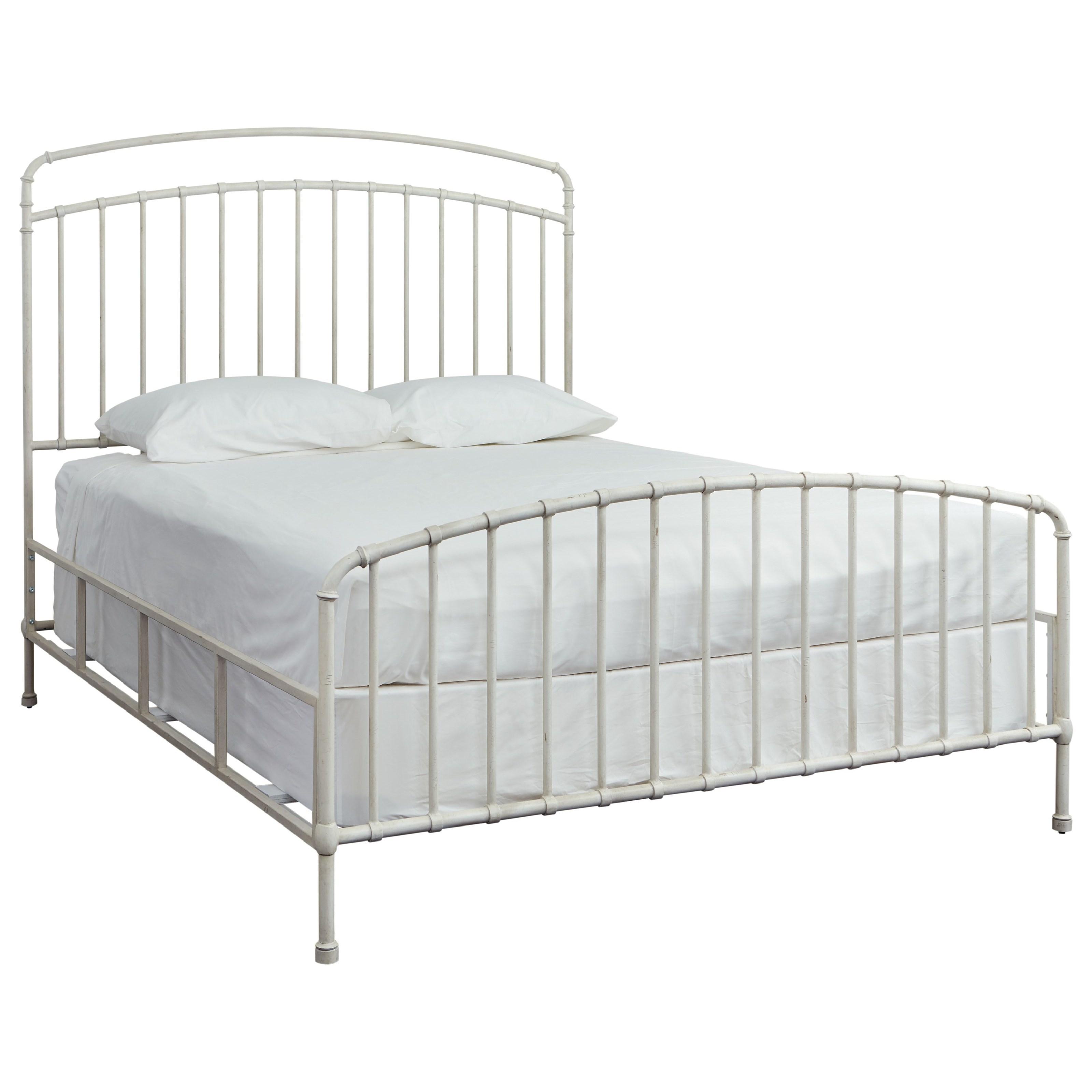 California King Metal Bed
