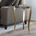 Bassett Modern - Axel Corso Lucy and Norman Drink Table - Item Number: 6523-0643