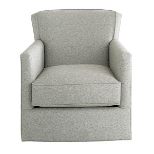 Bassett New American Living Swivel Glider
