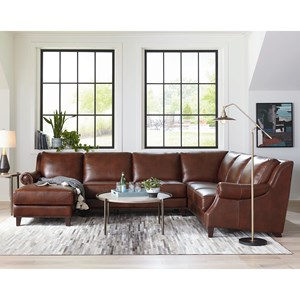 Sectional with Left-Facing Chaise