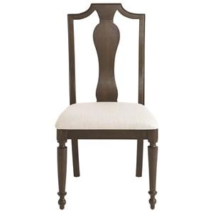 Bassett Provence Side Chair
