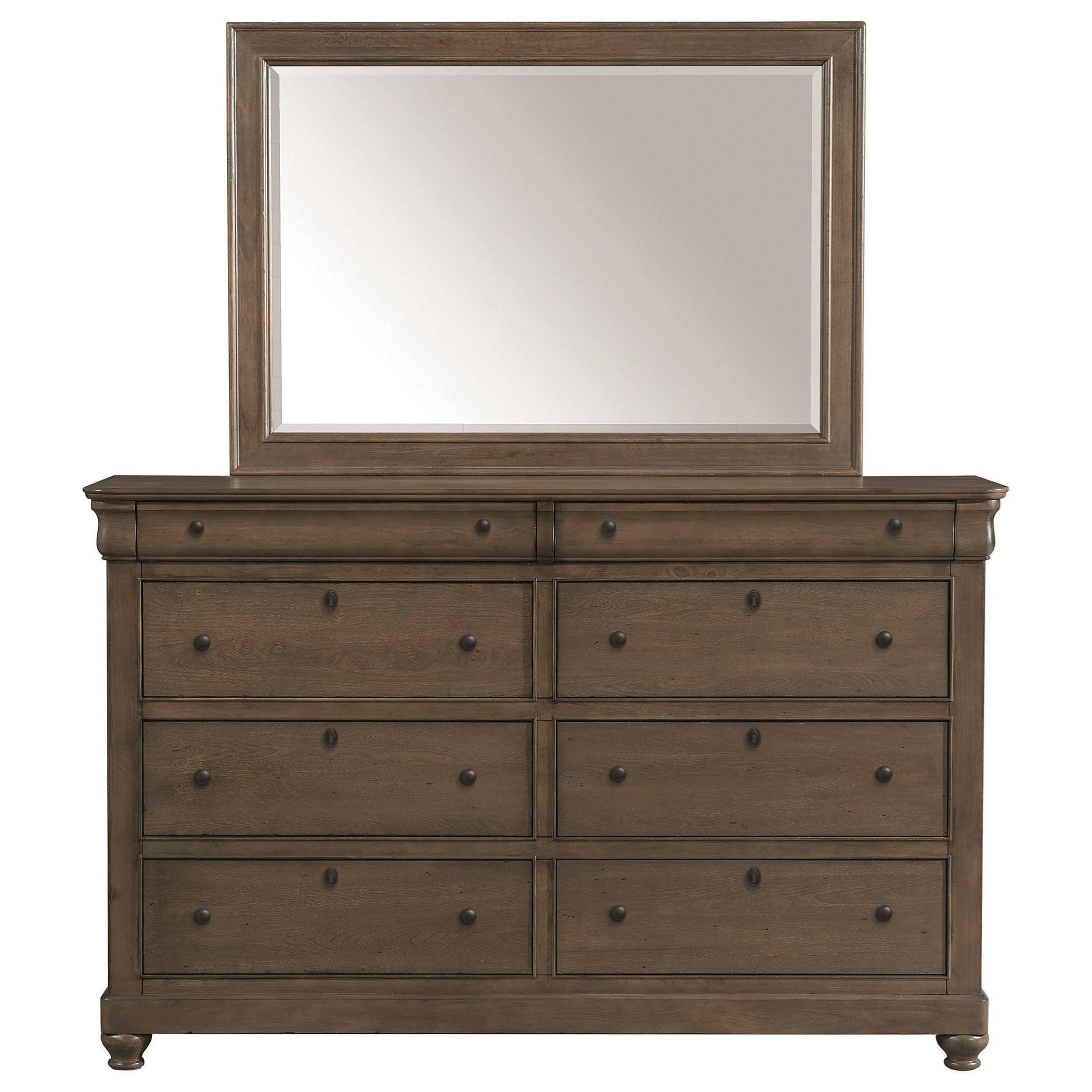 Bassett Provence 2779 0237 Dresser John V Schultz Furniture Dressers