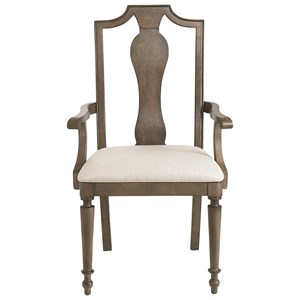 Bassett Provence Arm Chair