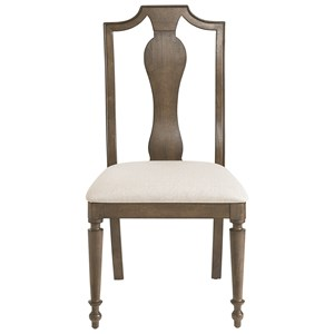 Bassett Provence Side Chair