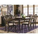 Bassett Provence Rectangle Dining Table