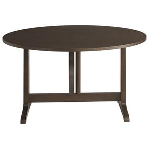 Bassett Provence Gate Leg Console Table