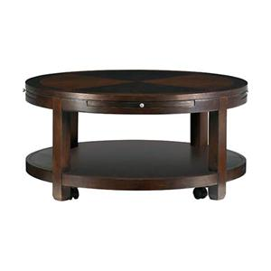 Bassett Redin Park Round Cocktail Table