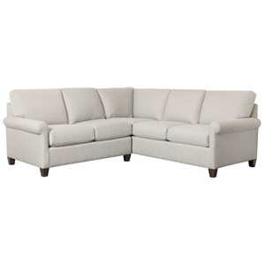 Right-Facing 2-Piece Sectional