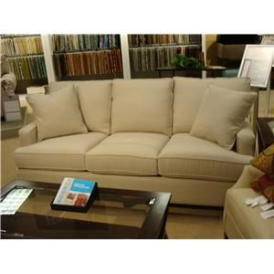 Bassett Custom Upholstery - Medium Scale <b>Custom</b> Sofa