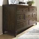 Bassett Ventura Dresser - Item Number: 2668-0237