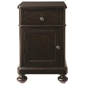 Bassett Wakefield  Bedside Cabinet