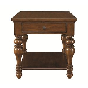 Bassett Warrenton End Table