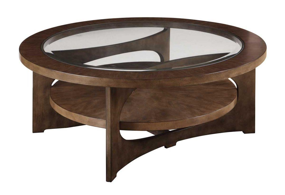 Bassett Mirror Alford Coffee Table - Item Number: T2795-RCKTL