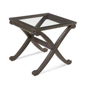 Wellington II Rectangle End Table