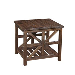 Drake Rectangle End Table