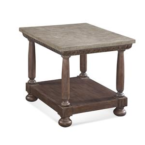 Worthington Rectangle End Table