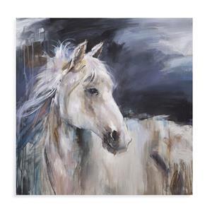 Bassett Mirror Belgian Luxe Mystical Horse II