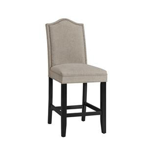 Camelback Bar Stool