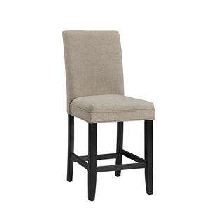 Bassett Mirror Belgian Luxe Colby Side Bar Stool