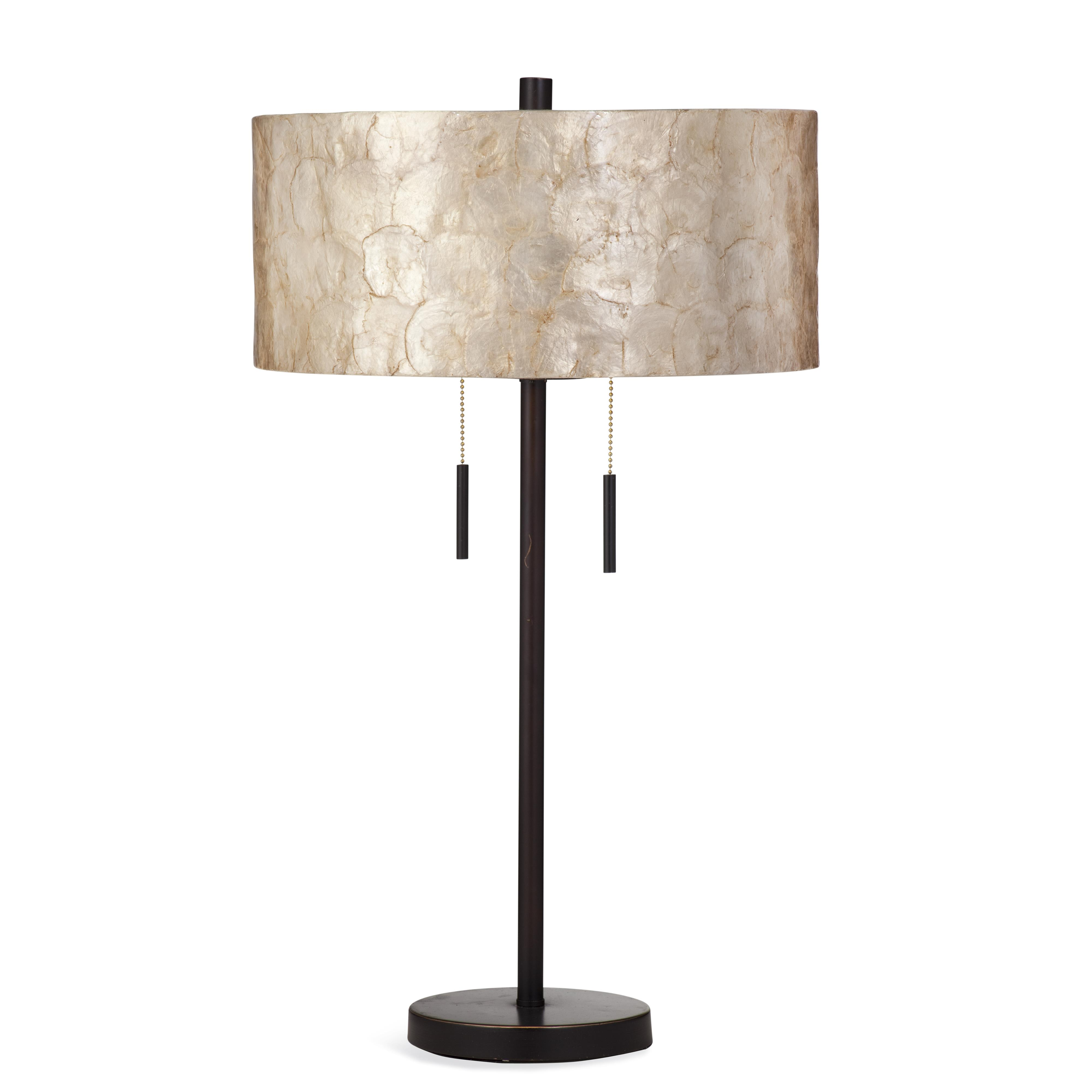 Belgian Luxe Alton Table Lamp by Bassett Mirror at Alison Craig Home Furnishings