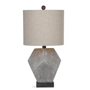 Bassett Mirror Belgian Luxe Wallace Table Lamp