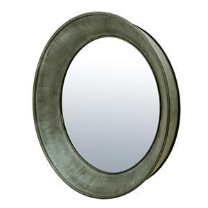 Zinc Wall Mirror