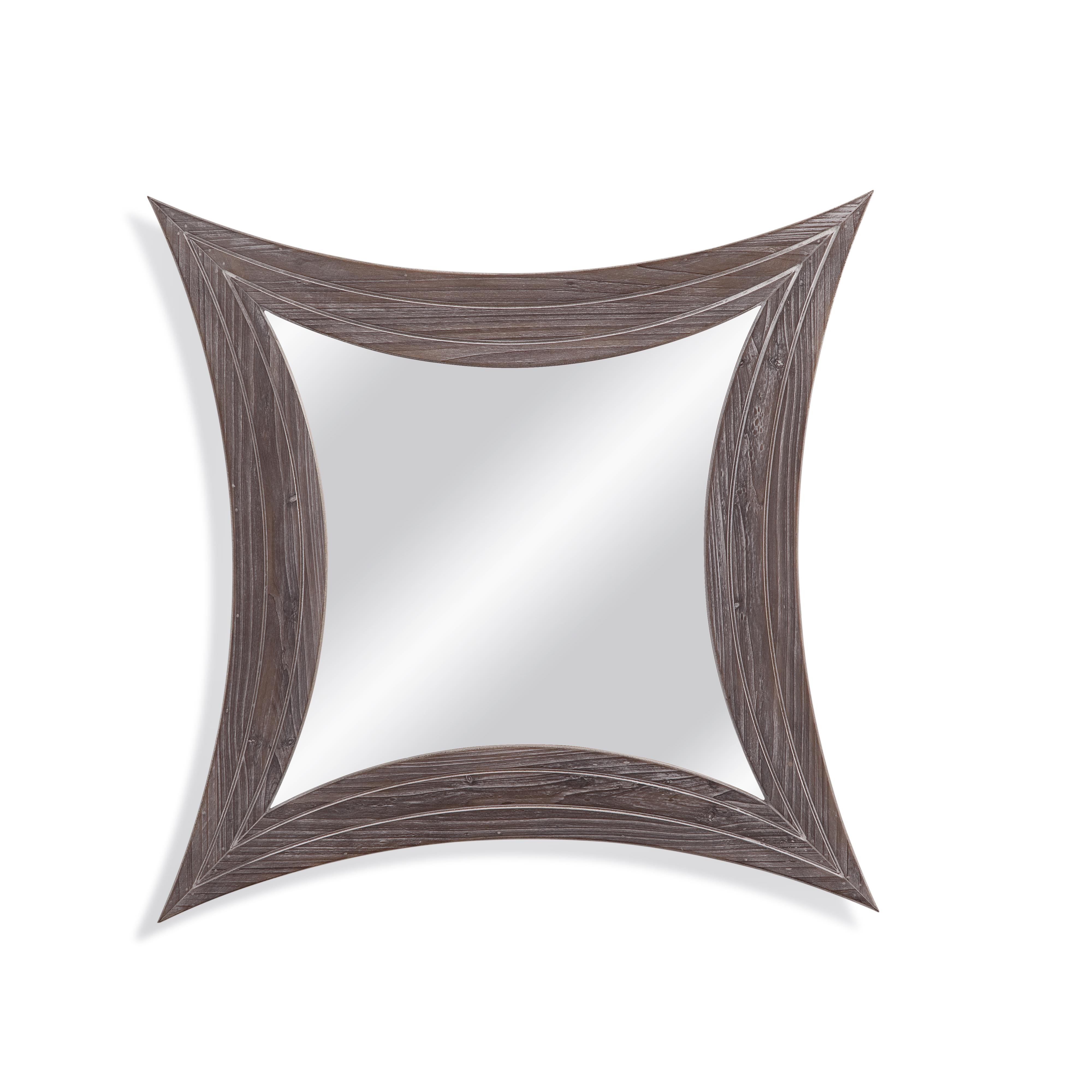 Belgian Luxe Atwater Wall Mirror by Bassett Mirror at Alison Craig Home Furnishings