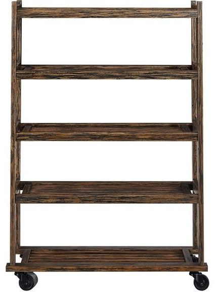 Rolling Etagere
