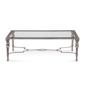 Sylvia Rectangle Cocktail Table