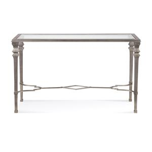 Bassett Mirror Hollywood Glam Sylvia Console