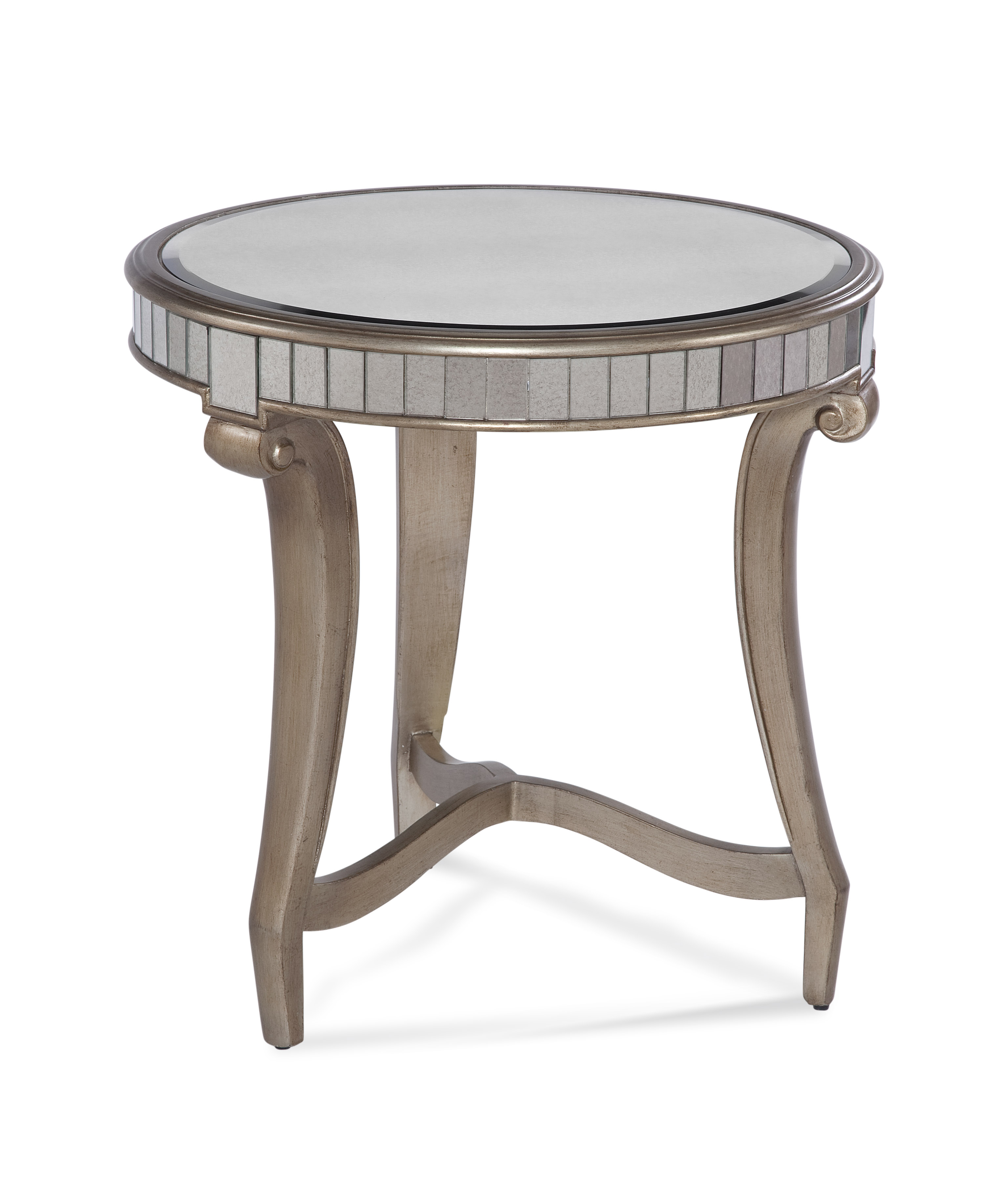 Celine Round End Table