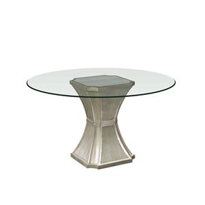 Bassett Mirror Hollywood Glam Vanesta Dining Table